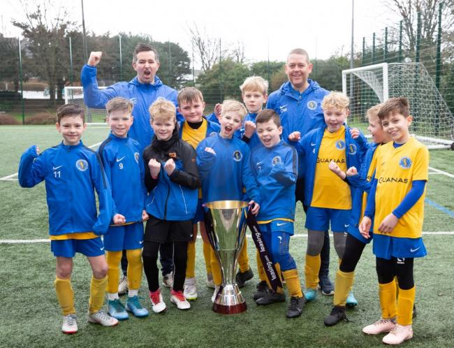 Hove Park Colts Football Club