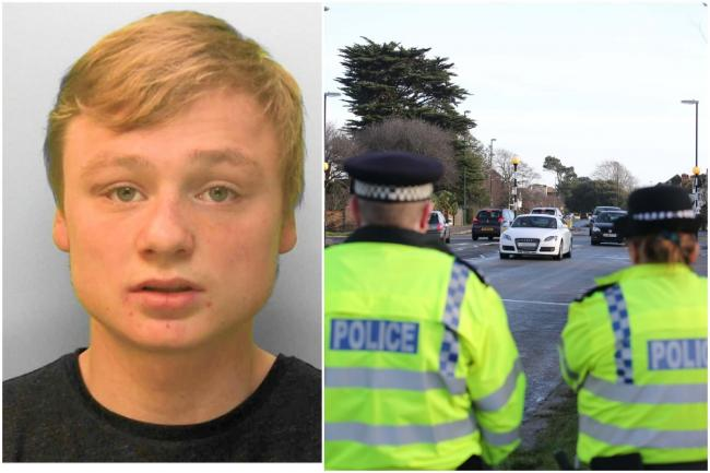 George Burdidge is wanted after breaching his prison licence conditions
