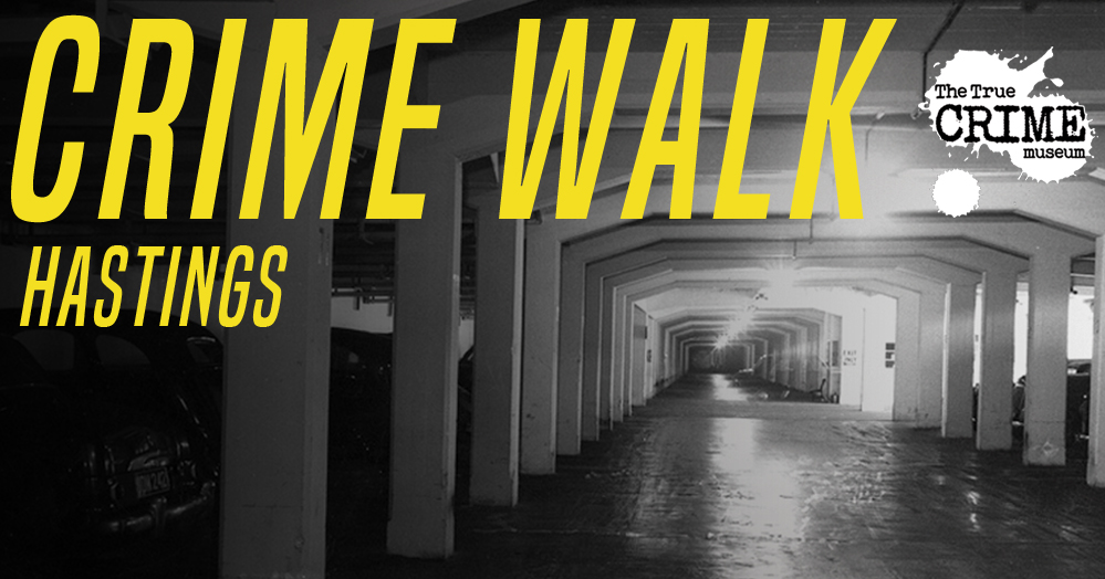 CRIME Walk of HASTINGS