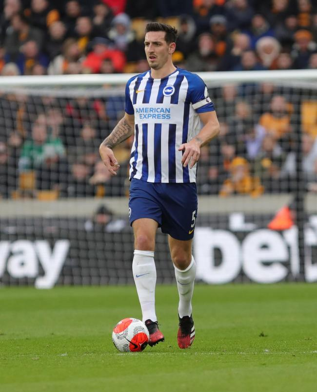 Lewis Dunk is ready for a run of games that will be like 'cup finals'