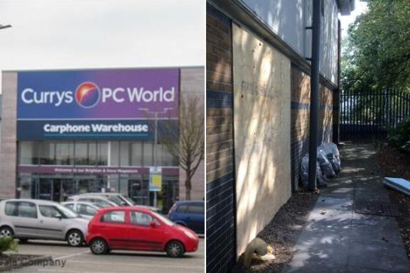 Currys PC World in Old Shoreham Road, Hove
