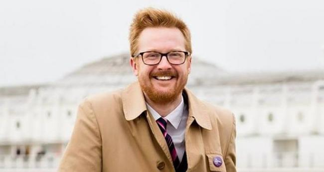 Lloyd Russell-Moyle returns to work after coronavirus infection