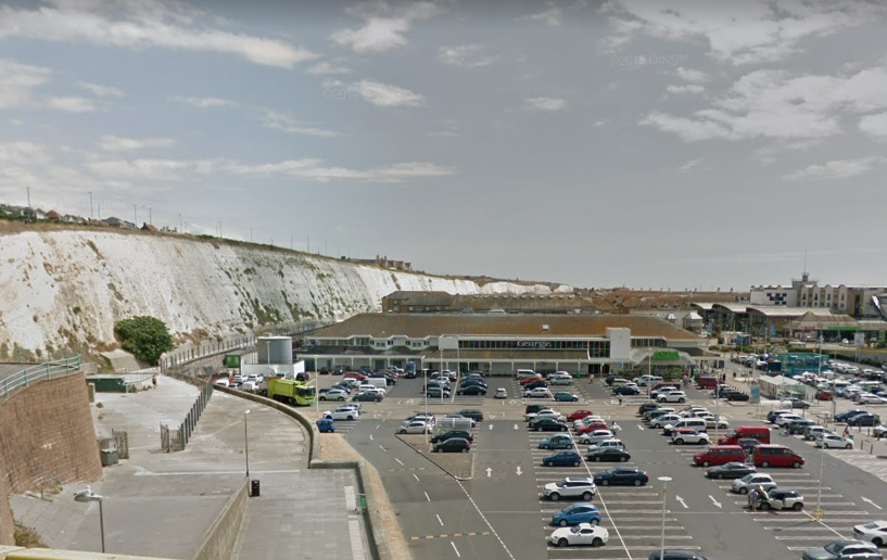 Brighton Marina: Police attend incident at clifftop near A259