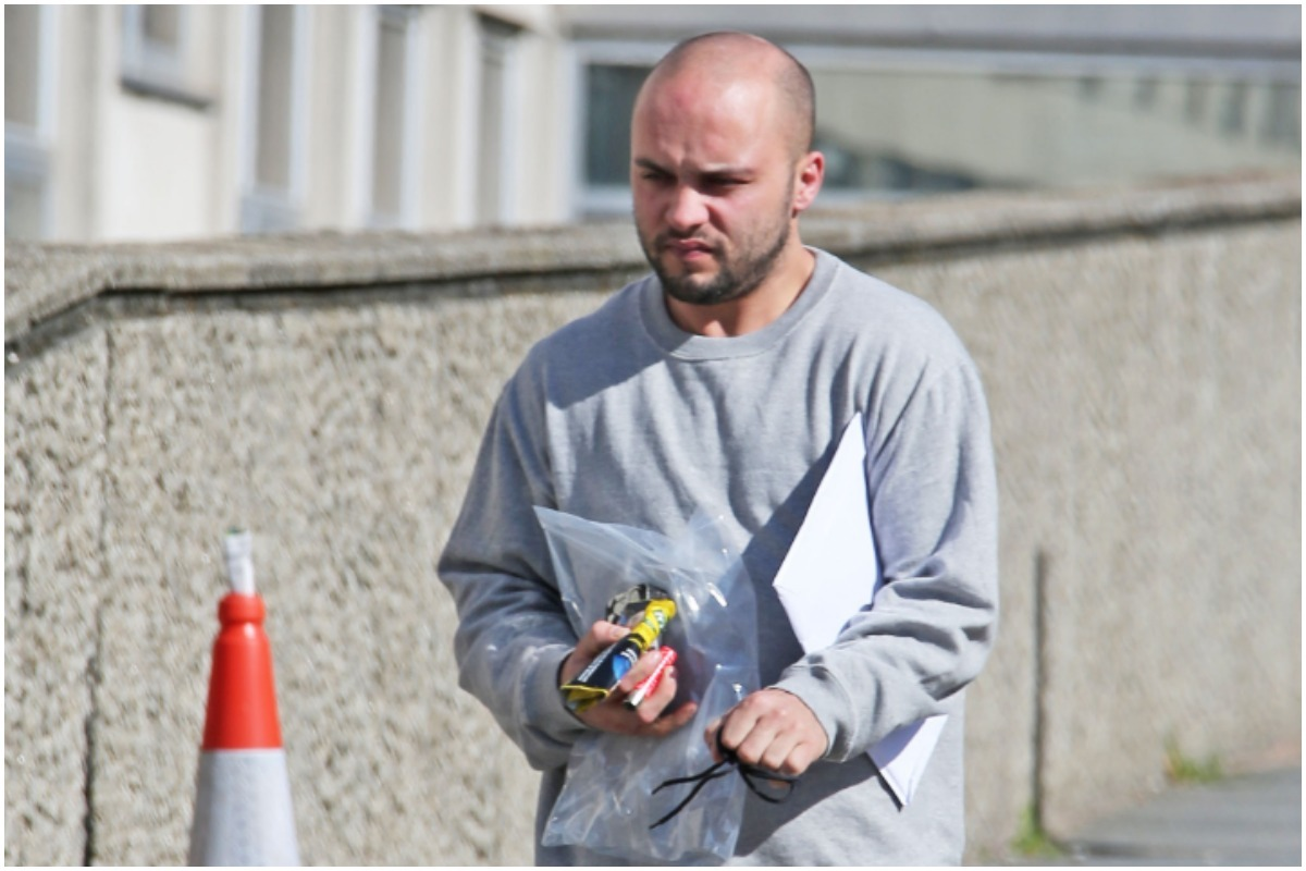 Thug Darren Oliver attacked brother and sister in Eastbourne