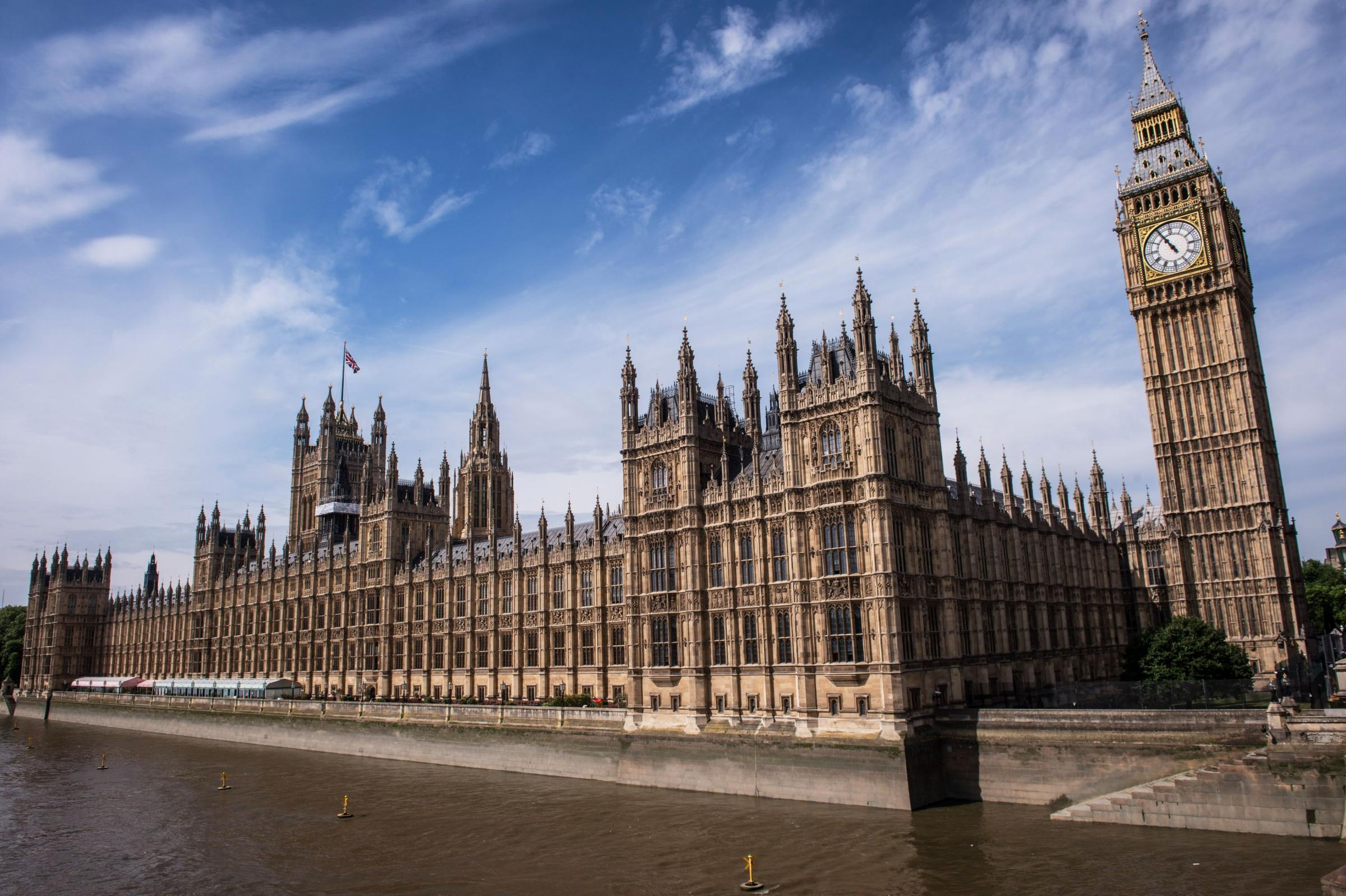 File photo dated 07/08/13 of the Palace of Westminster in London, as MPs salaries will rise by 1.3% from April to £74,962, the Independent Parliamentary Standards Authority has said. PRESS ASSOCIATION Photo. Issue date: Friday February 26,