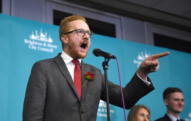 Lloyd Russell-Moyle responds to criticism after sharing alleged Labour report