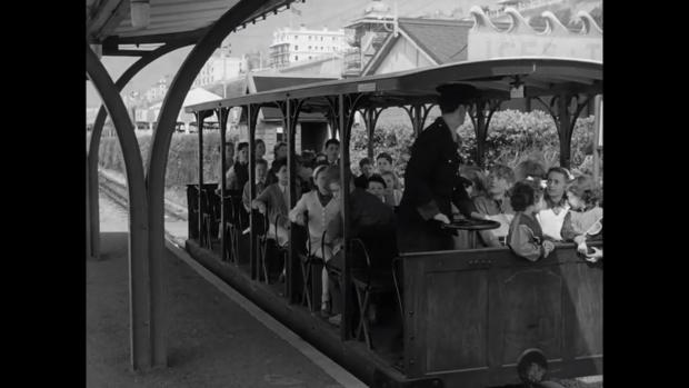 The Argus: Volk's Railway in Playground Express. Photo: British Film Institute
