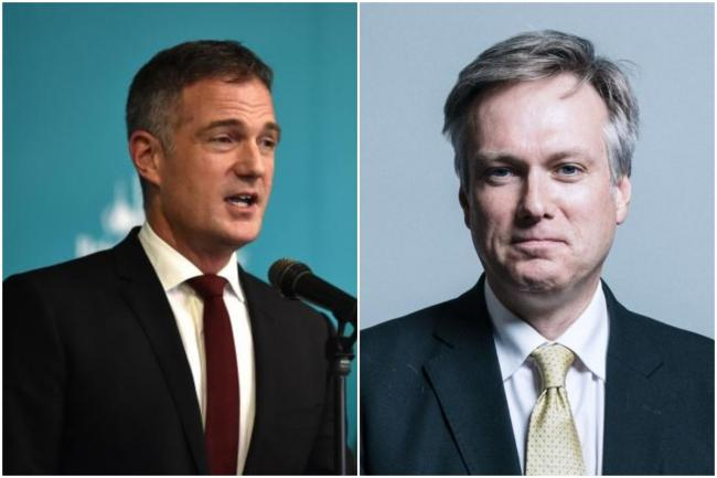 Hove MP Peter Kyle criticised Crawley MP Henry Smith for saying politicians opposing Parliament reopening on June 2 were 'work-shy'