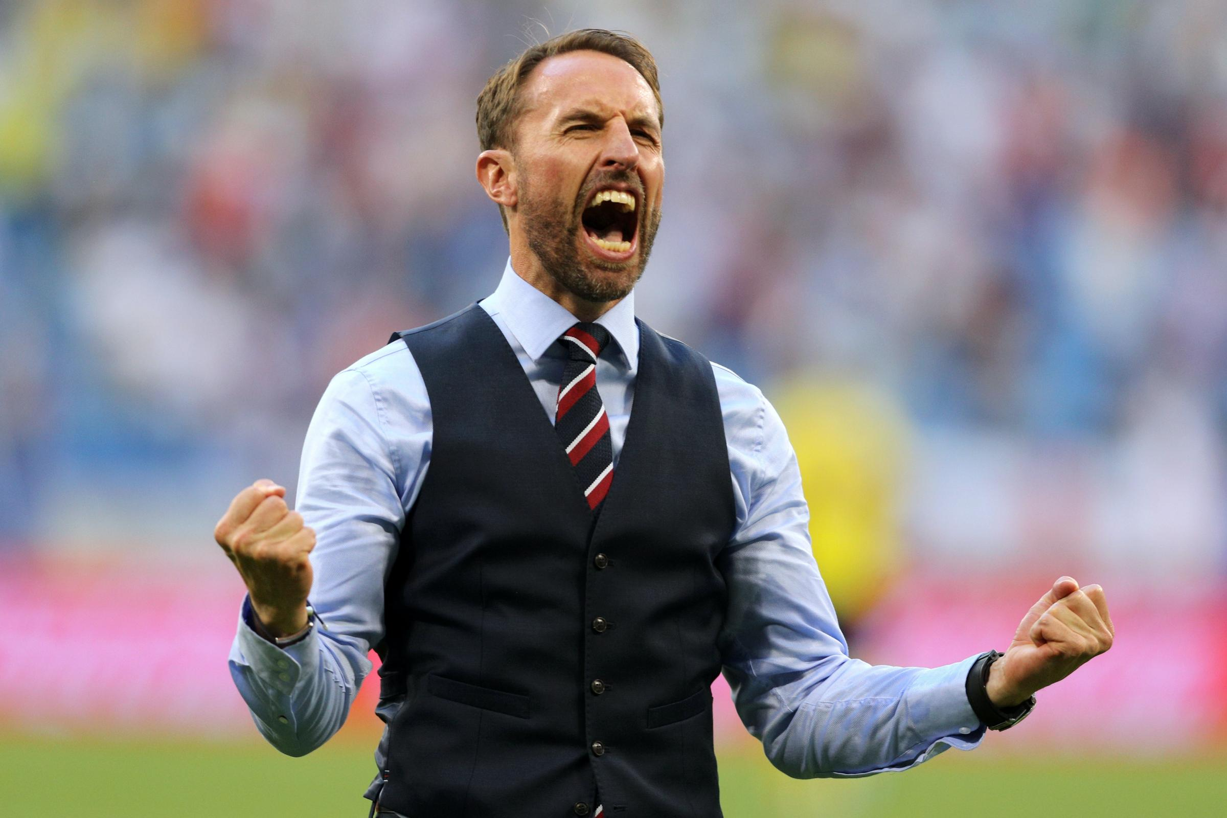 England boss Gareth Southgate calls up Sussex non-league aces