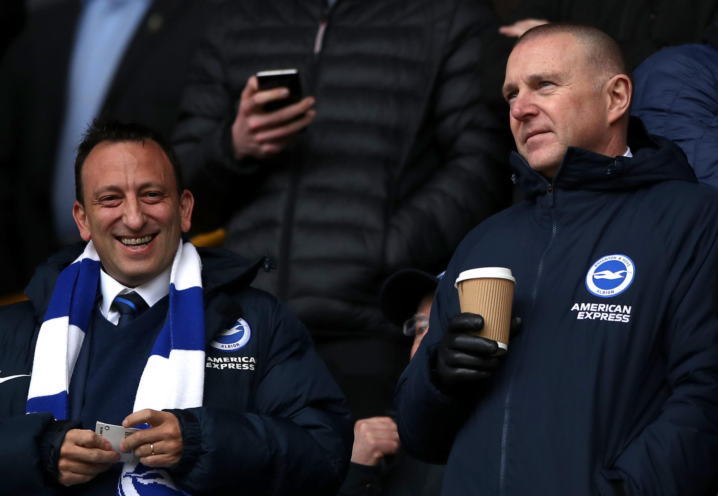 Why Albion are happy to keep talking during the crisis