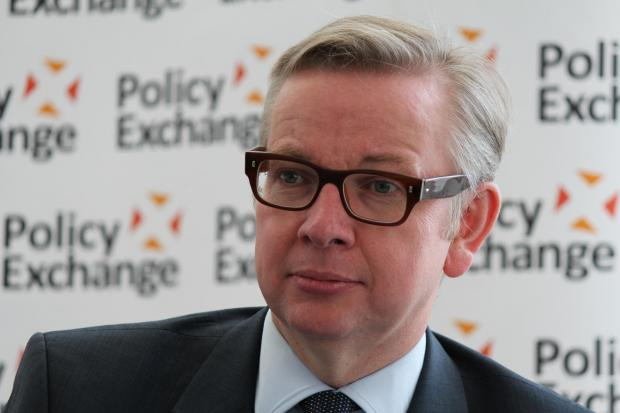 The Argus: Policy Exchange has influenced Government policy in the past, including the introduction of free schools during Michael Gove's terms as Education Secretary. Photo: Policy Exchange