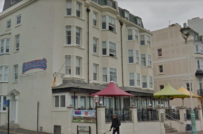 Brighton LGBT hotel, bar, and nightclub Legends is under new management according to its website