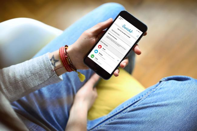 Delivery app Swishd allows Brighton residents to request or offer help during the coronavirus pandemic