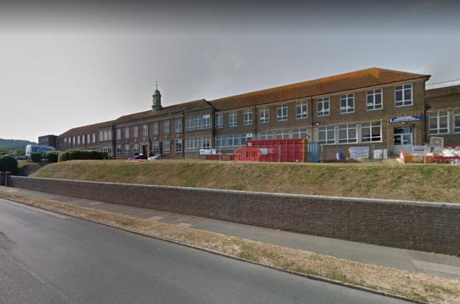 Peter Marchant, headmaster of Cavendish School in Eastbourne, has been accused of failing to inform parents and staff that a staff member had tested positive for coronavirus