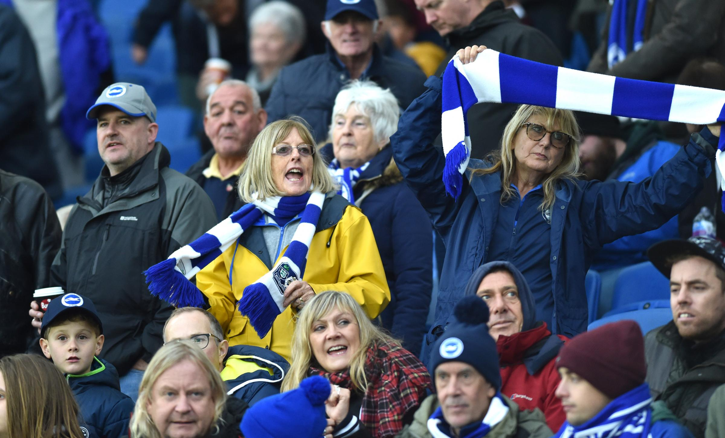 Albion prepare for 'big blow' of more lockouts