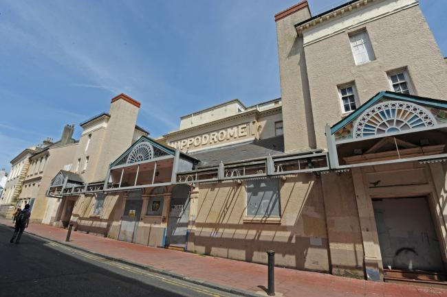 The Brighton Hippodrome is one step closer to being saved says the Theatres Trust