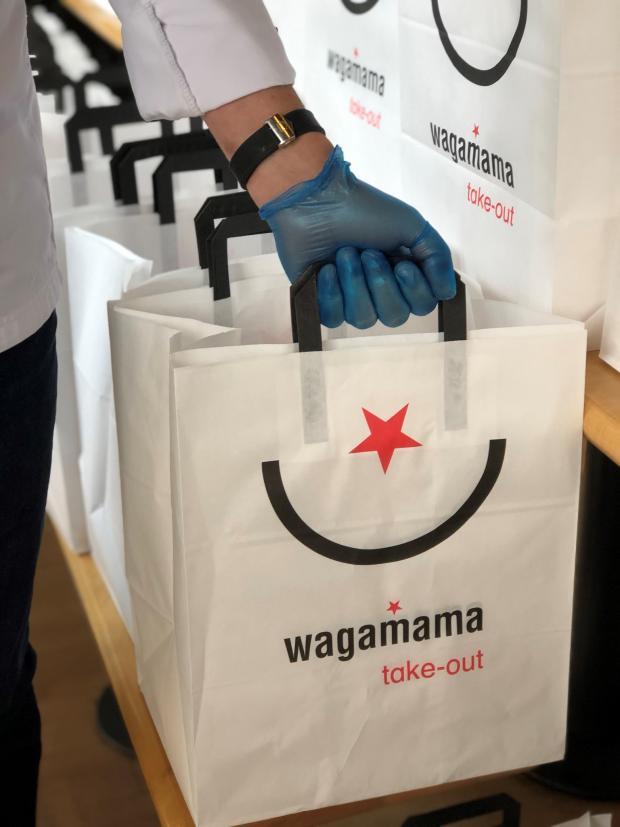 The Argus: Wagamama is gradually reintroducing delivery throughout the country