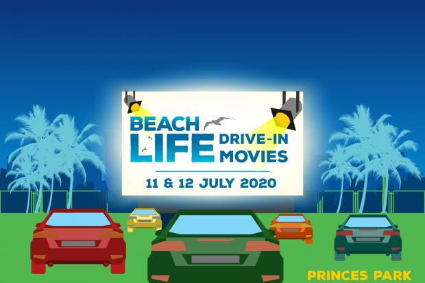 Don't miss out on the chance to enjoy a drive-in movie