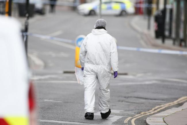 A young man was found with serious injuries in East Street, Brighton