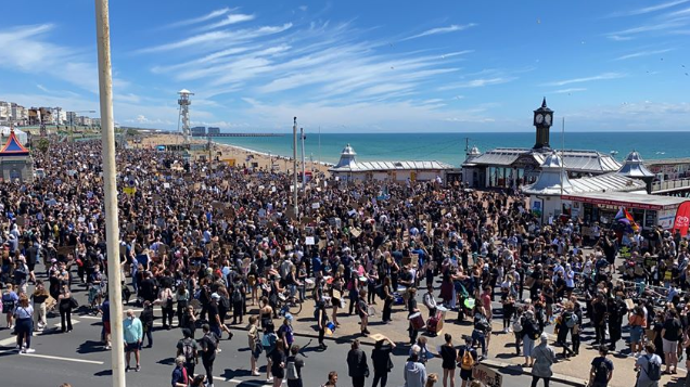 Brighton Black Lives Matter Protest to take place today