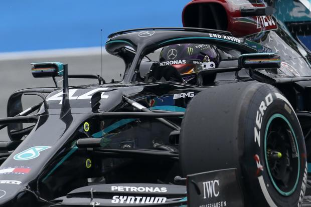 Mercedes' steering system has been banned for 2021