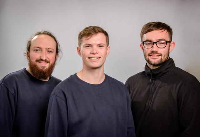 University of Brighton graduates Charlie Jordan, Matthew Denford and Ryan Hudson have set up the Ethicul app