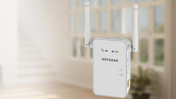 The Argus: Waiting for pages to load? A WiFi extender could help. Credit: Netgear