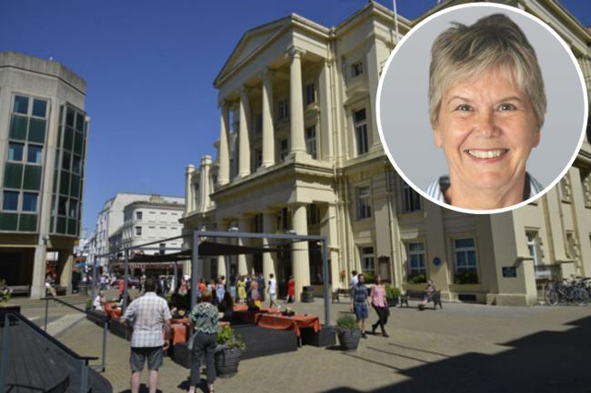 Brighton and Hove City Council transport chief Councillor Anne Pissaridou said a planned car ban in The Lanes will keep pedestrians safe