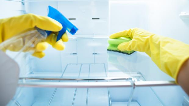The Argus: It's recommended to deep clean your fridge once a month. Credit: Getty Images / Andrey Popov