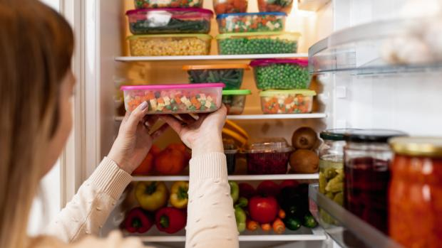 The Argus: Avoid reorganising your fridge too often. Credit: Getty Images / Group4 Studio