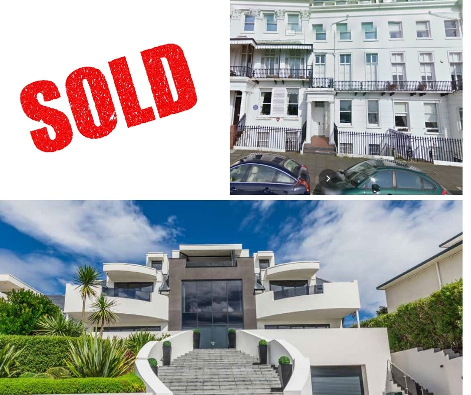 The most expensive homes ever sold in Brighton
