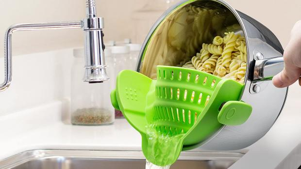 The Argus: A game-changing strainer. Credit: Kitchen Gizmo
