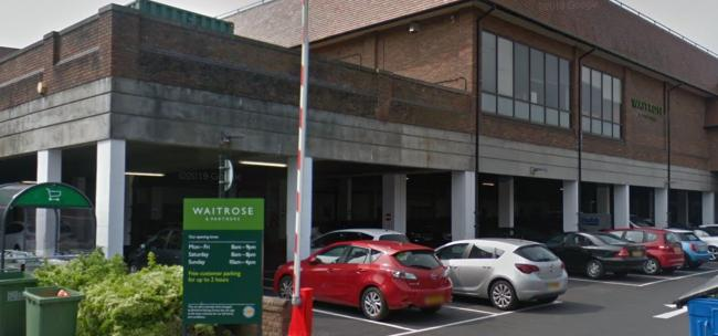 Waitrose in Eastbourne High Street has been sold for £13.3 million