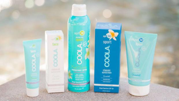 The Argus: Healthy skin is good skin. Credit: Coola
