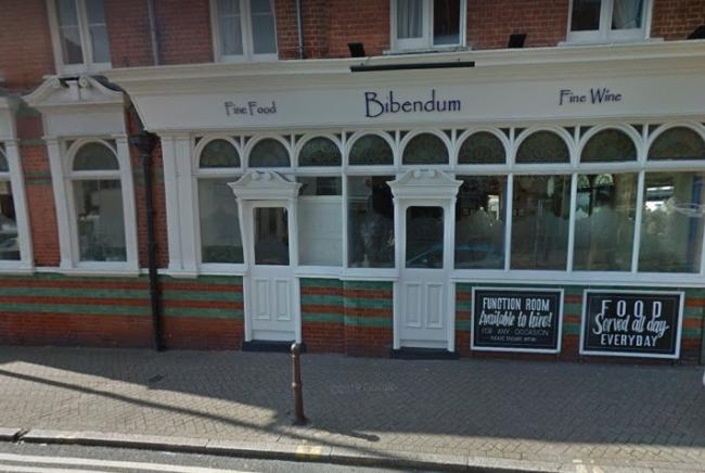 Bibendum Bar and Restaurant in Eastbourne has temporarily closed after a customer tested positive for coronavirus