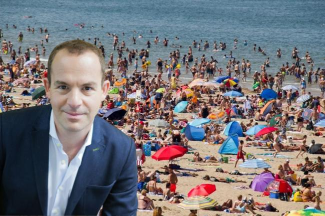 Money expert Martin Lewis has issued advice for those with trips to Spain planned. Picture: Composite