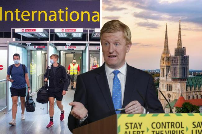 Oliver Dowden has said more countries could have quarantine restrictions imposed