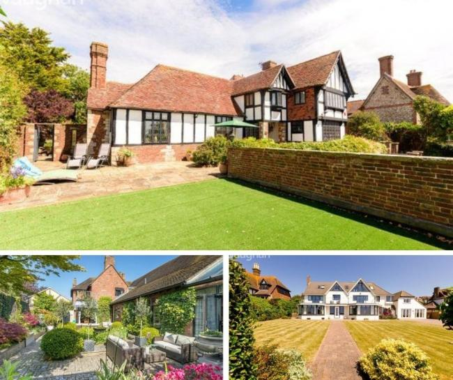 Starting at £3,000,000 these are the most expensive homes to buy in Brighton right now