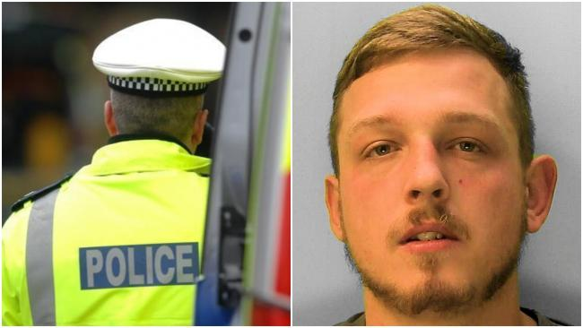 Police are searching for Kamil Kaminski, 22, to interview him about a brutal assault in Brighton that left a man with a fractured eye socket