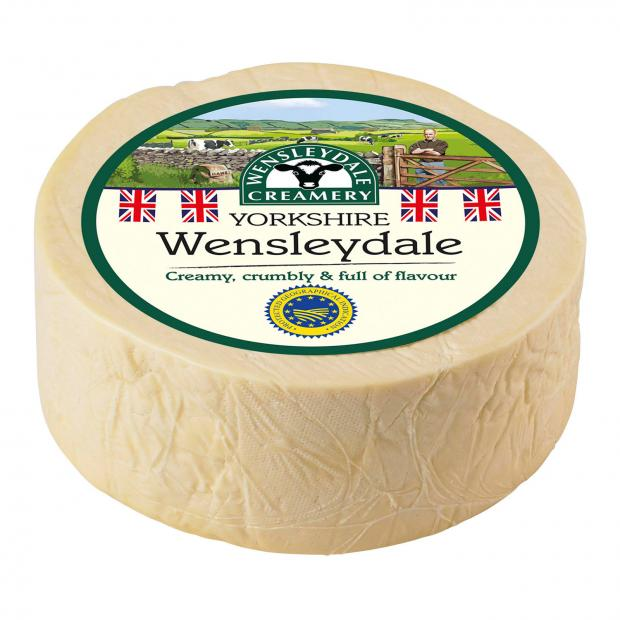The Argus: Wensleydale cheese. Picture credit: Wensleydale Creamery