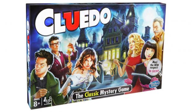The Argus: Cluedo board game. Picture: Hasbro Gaming