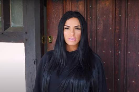 Katie Price fuels pregnancy rumours in social media post