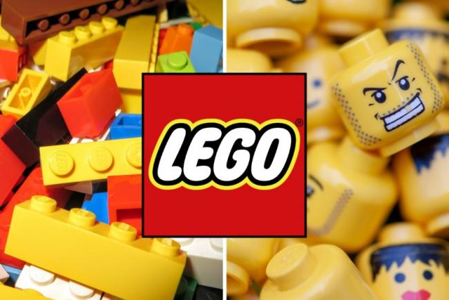 Lego to phase out single-use plastic bags after 'huge backlash' from children. Pictures: Pixabay/Lego/Newsquest