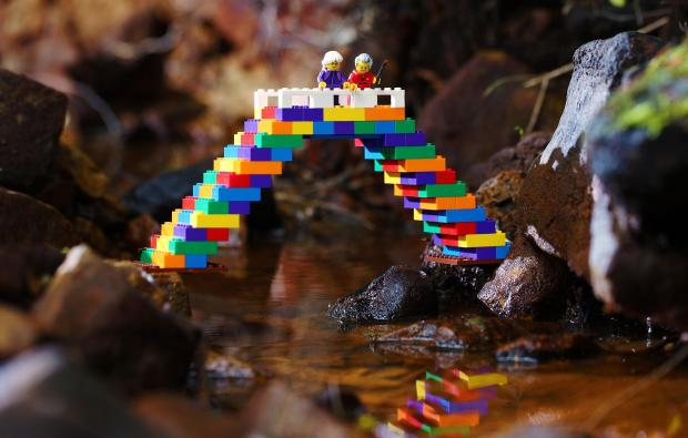 The Argus: Picture: Lego Facebook Page