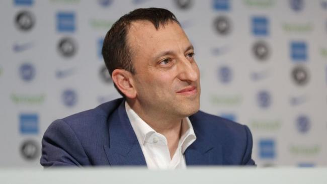 Brighton and Hove Albion chairman Tony Bloom says he is proud of his staff during lockdown. Credit Paul Hazlewood