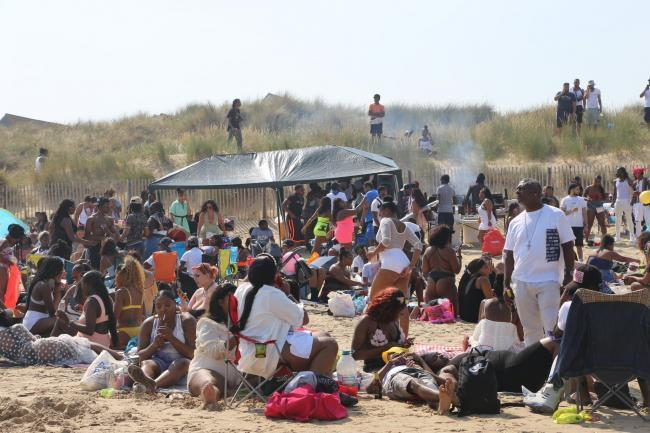 The Beach Cookout was originally set to be held in Camber