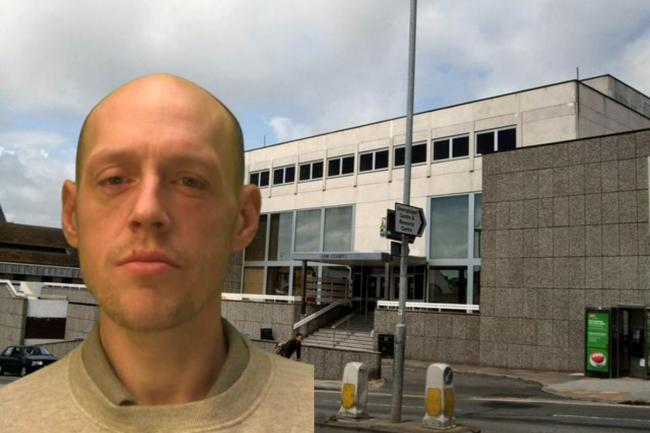 Christopher Hussey has been banned from sitting on bikes in Brighton and Hove