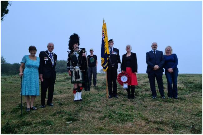 Willingdon and Jevington Parish Council and Royal British Legion branch are commemorating Victory in Japan Day in Sussex