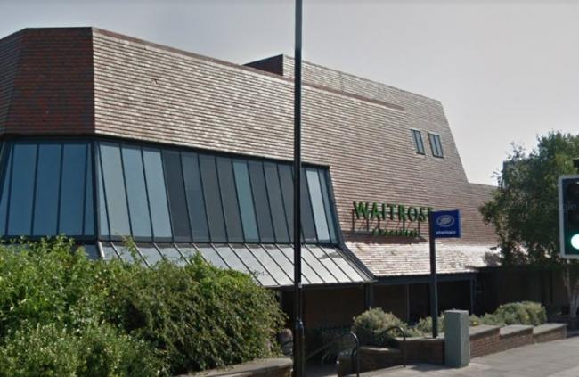 Eastbourne Waitrose Thief David Burnett Stole Anchovies The Argus