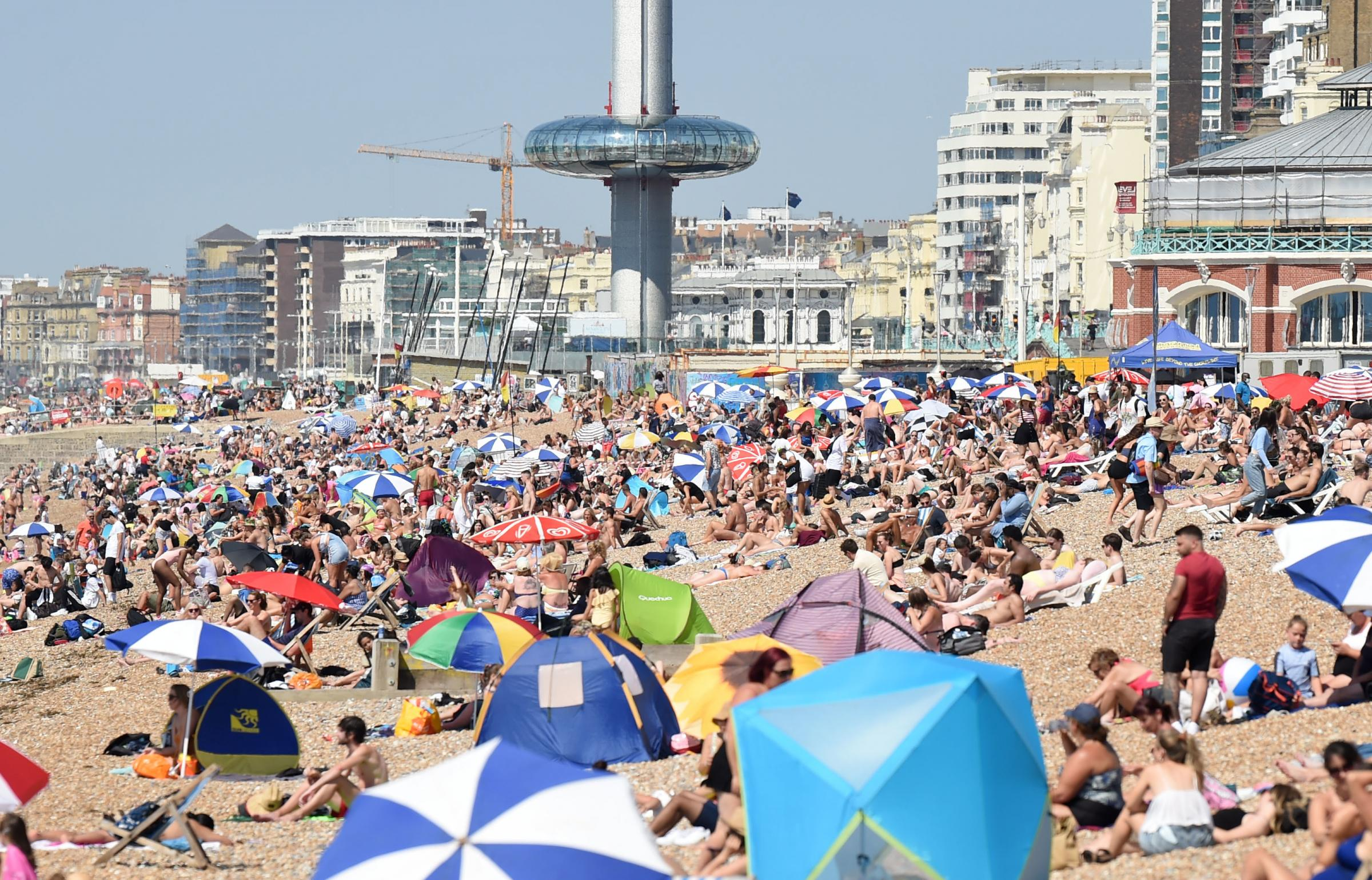 Coronavirus Rate Is Increasing In Brighton And Hove The Argus